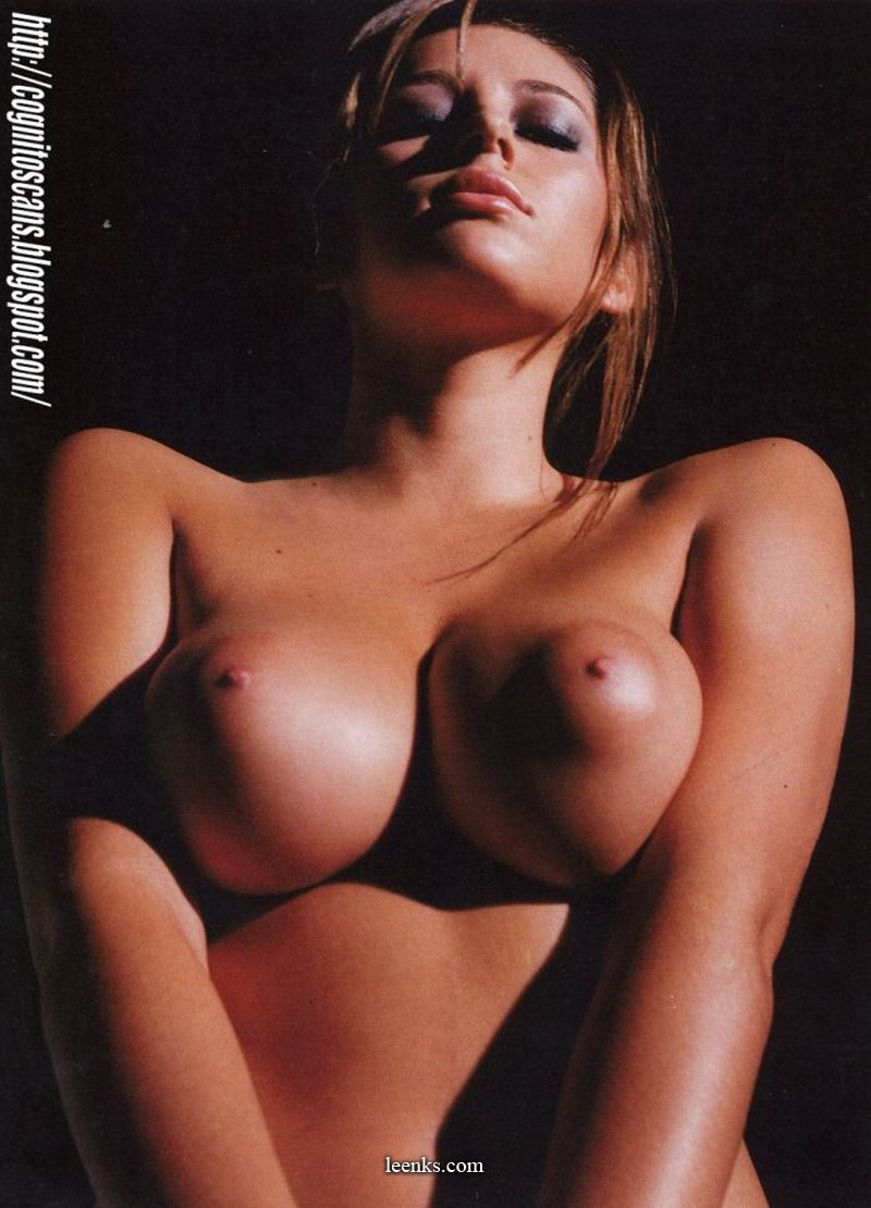 Keeley Hazell Nude Photoshoot