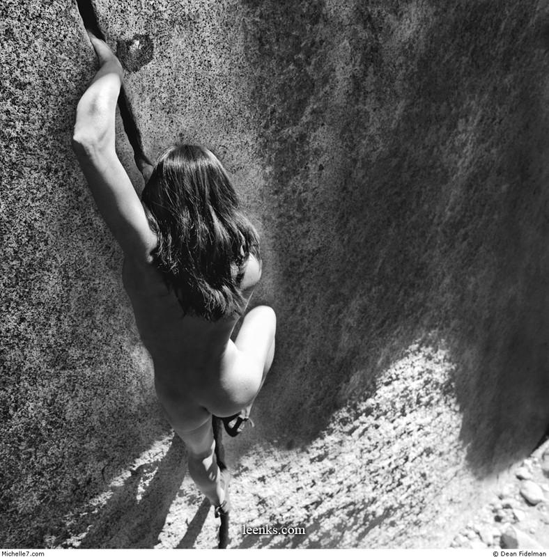 Escaladoras desnudas
