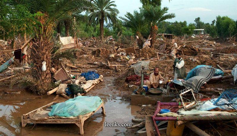 pakistani floods