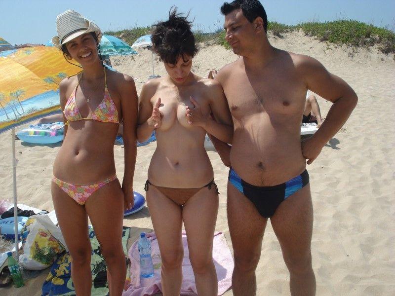 Girls holding their boobs