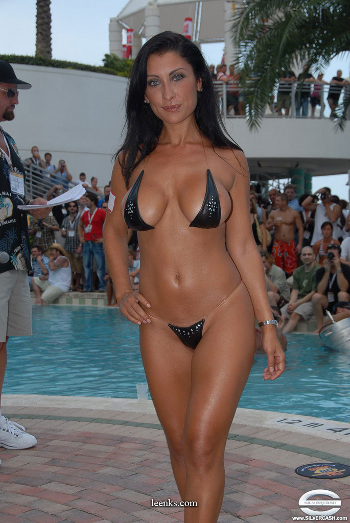 Pics of hot milfs in bikinis porn images