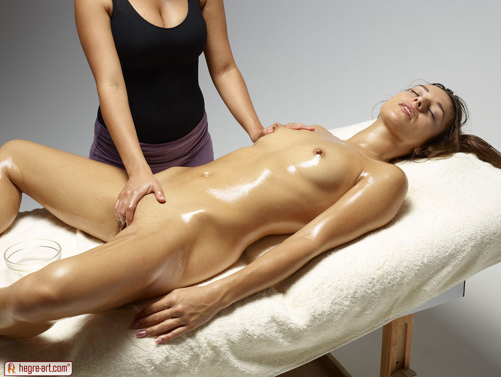 kristendating girl massage